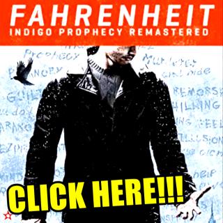 ⚡️ Fahrenheit: Indigo Prophecy Remastered - INSTANT