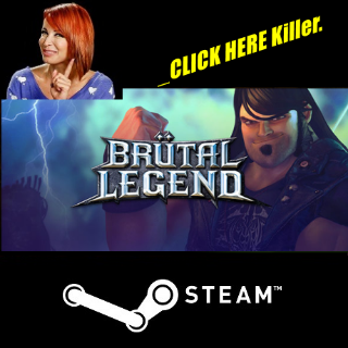 [𝐈𝐍𝐒𝐓𝐀𝐍𝐓] Brütal Legend - FULL GAME ⚡️