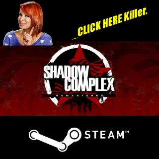 [𝐈𝐍𝐒𝐓𝐀𝐍𝐓] Shadow Complex Remastered - FULL GAME ⚡️