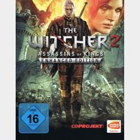 The Witcher 2 Assassins of Kings Enhanced Edition Steam CD Key