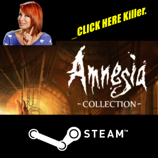 [𝐈𝐍𝐒𝐓𝐀𝐍𝐓] Amnesia - Collection - FULL GAME ⚡️