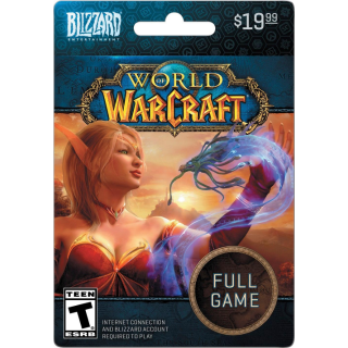 World of Warcraft Battle Chest + 30 Days Game time NORTH AMERICA Battle.net