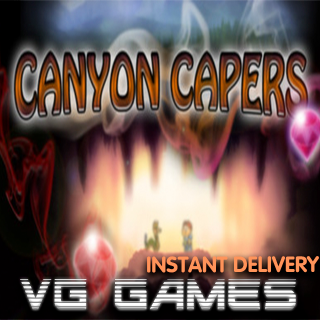Canyon Capers/ Steam Key Global