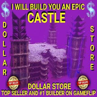 Bundle | INSANE CASTLE BUILD