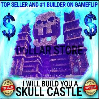 Bundle | 🏰INSANE SKULL CASTLE 💀