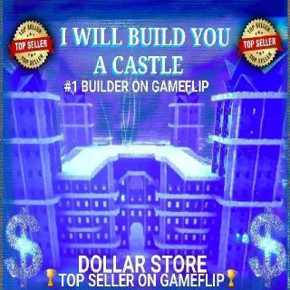 Bundle | 🔥INSANE CASTLE BUILD🔥