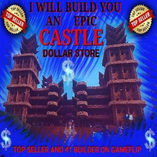 Bundle | 🔥 INSANE CASTLE BUILD🔥
