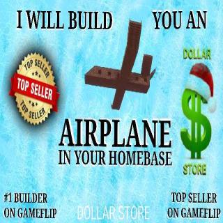 Bundle | 🔥 AIRPLANE BUILD 🔥