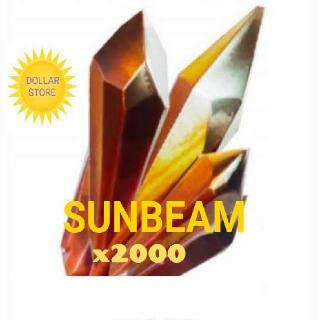 Sunbeam Crystal | 2000x