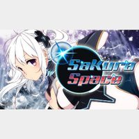Sakura Space - Steam Key (Instant delivery after purchase)