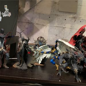 Spawn figure collection 6 total figures