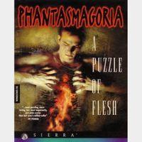Phantasmagoria 2 : A Puzzle of Flesh