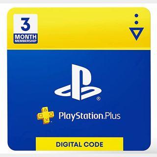 PS Plus 3-Months US [Instatnt Delivery]