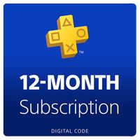 PlayStation Plus - 12 Months (US)🇺🇸 [Digital Code] Instant Delivery