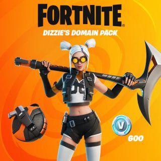 [US🇺🇸] Fortnite - Dizzie's Domain Pack|600 V-Bucks