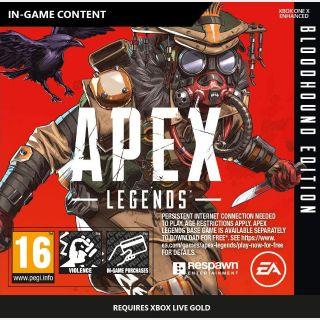 Apex Legends: Bloodhound Pack Xbox [Digital Code] (Global)