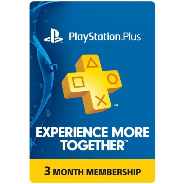 PlayStation Plus - 3 Months (US)🇺🇸