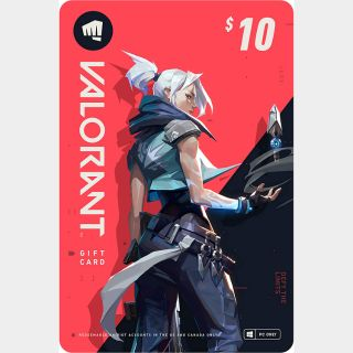 $10.00 VALORANT - PC [INSTANT DELIVERY]