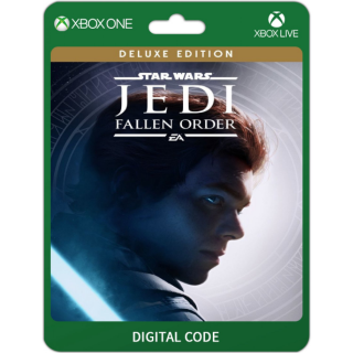 Star Wars Jedi: Fallen Order Deluxe Edition (Global Code)