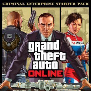 GTA Online: Criminal Enterprise Starter Pack