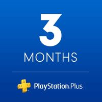 PS Plus 3-Month North America [𝐈𝐍𝐒𝐓𝐀𝐍𝐓 𝐃𝐄𝐋𝐈𝐕𝐄𝐑𝐘]