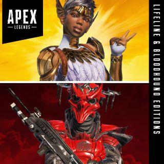 Apex Legends™ - Lifeline and Bloodhound Double Pack PS4