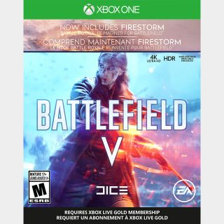 [US🇺🇸] Battlefield V Xbox One, Series X|S Game Key] [Instant Delivery]