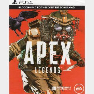 Apex Legends: Bloodhound Pack PS4 [Digital Code]