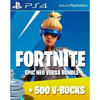 Fortnite: Neo Versa Pack 500 V-Bucks [Digital Code] Instant Delivery