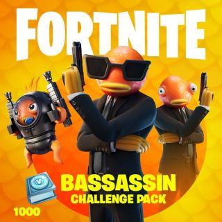 Fortnite - Bassassin Challenge Pack