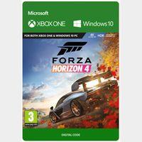 Forza Horizon 4 (PC/Xbox One) Xbox Live Key GLOBAL