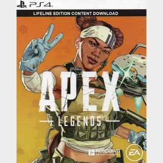 Apex Legends: Lifeline Pack PS4 [Digital Code]