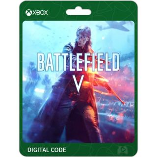 Battlefield V [Region US] [Xbox One, Series X S Game Key] [Instant Delivery]