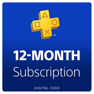 PlayStation Plus 12 Month US [𝐈𝐍𝐒𝐓𝐀𝐍𝐓 𝐃𝐄𝐋𝐈𝐕𝐄𝐑𝐘]