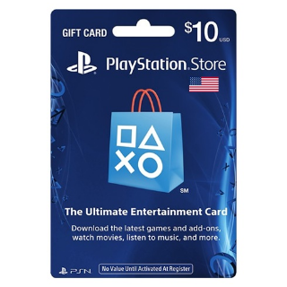 PSN $10 (USD) Gift Card - Instant Delivery🇺🇸