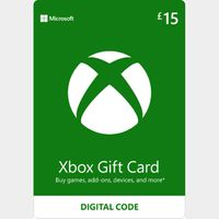 £15.00 Xbox Gift Card Key/Code 🇬🇧 UK Account