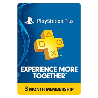 Psn Plus - 3 Month (US/ Canada /Mexico) [Digital Code]