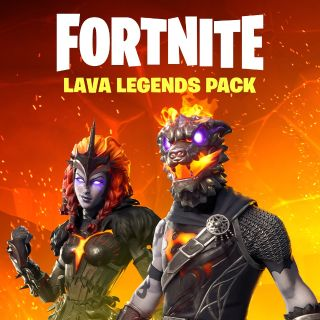 Fortnite - Lava Legends Pack - Xbox Series X|S /Xbox One