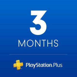 PS Plus 3-Month North America [𝐈𝐍𝐒𝐓𝐀𝐍𝐓 𝐃𝐄𝐋𝐈𝐕𝐄𝐑𝐘]