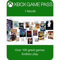1 Month Xbox Game Pass Xbox One (Global)
