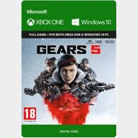 Gears 5 (Xbox One/PC) Xbox Live Key (Global code)