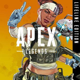 Apex Legends -  Lifeline Edition PS4 [Digital Code]