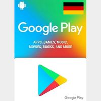 🇩🇪 €5.00 Google Play Germany