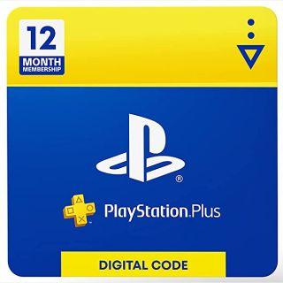 PS Plus 12-Month North America [𝐈𝐍𝐒𝐓𝐀𝐍𝐓 𝐃𝐄𝐋𝐈𝐕𝐄𝐑𝐘]