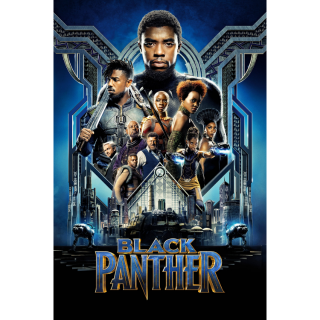 Black Panther / MA / HDX / No DMR points included