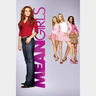 Mean Girls / HD / Vudu / iTunes / Fandango NOW / all via paramountdigitalcopy.com