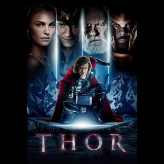 Thor MA / HDX / No DMR points