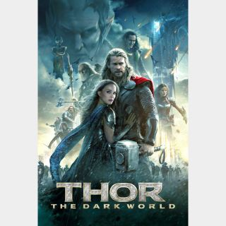 Thor: The Dark World / HD / Movies Anywhere