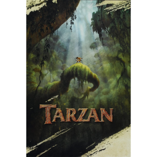 Tarzan / GooglePlay / HDX