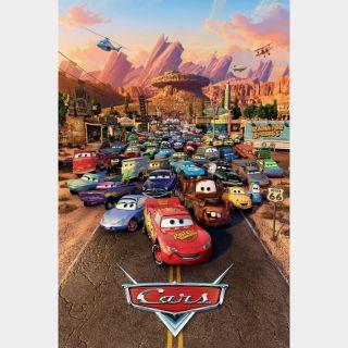 Cars / HD / Movies Anywhere